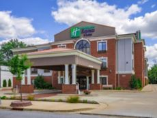 Holiday Inn Express & Suites South Bend - Notre Dame Univ. in Stevensville, Michigan
