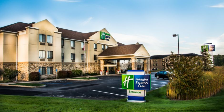 Holiday Inn Express Suites South Haven Hotel By Ihg
