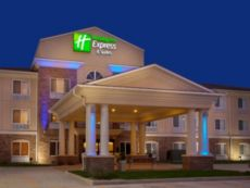Holiday Inn Express & Suites Jacksonville in South Jacksonville, Illinois