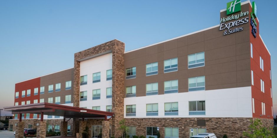Holiday Inn Express Suites Southaven Hotel Exterior