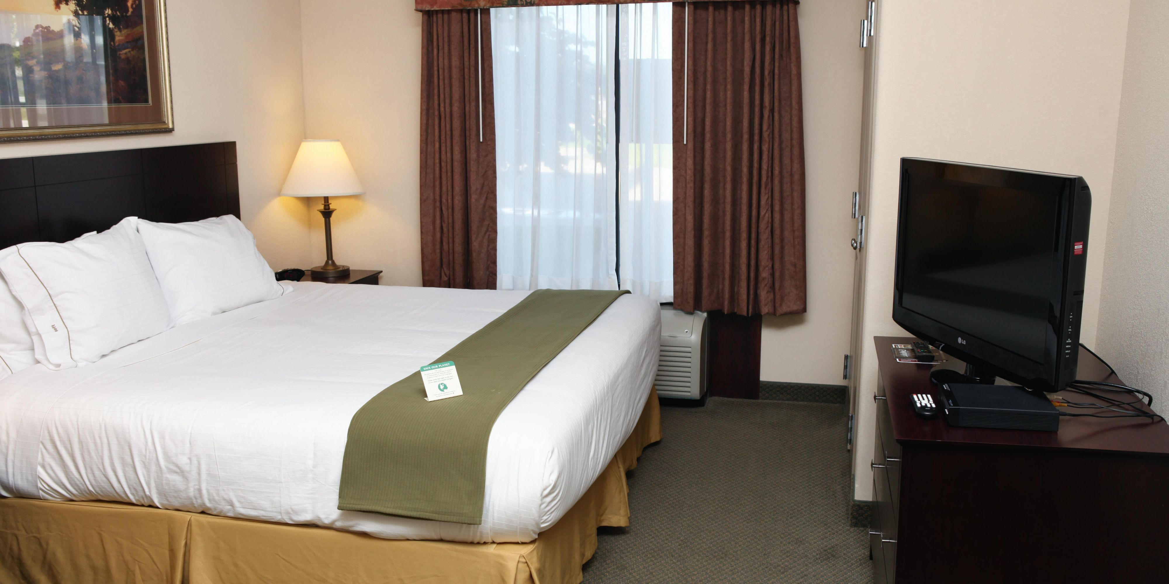 Holiday Inn Express  Suites SpringfieldMedical District Hotel By IHG - Bedroom furniture springfield mo