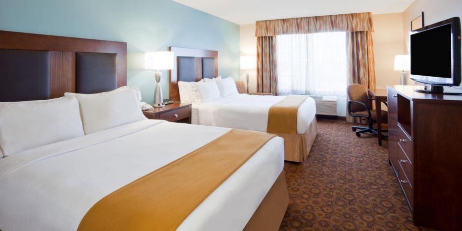 Suites St Cloud Double Bed Guest Room