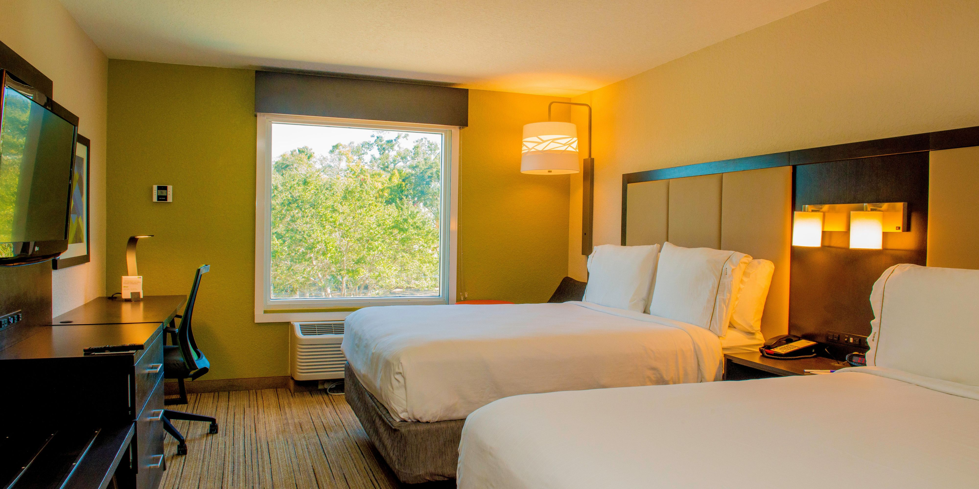 holiday inn express & suites st. petersburg north (i-275) hotel by ihg