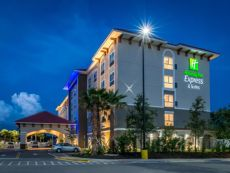 Holiday Inn Express Suites St Petersburg Madeira Beach In Indian Rocks