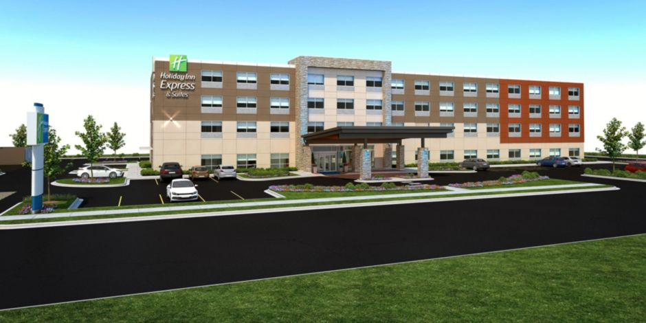 Holiday Inn Express Suites Sterling Ihg Hotel