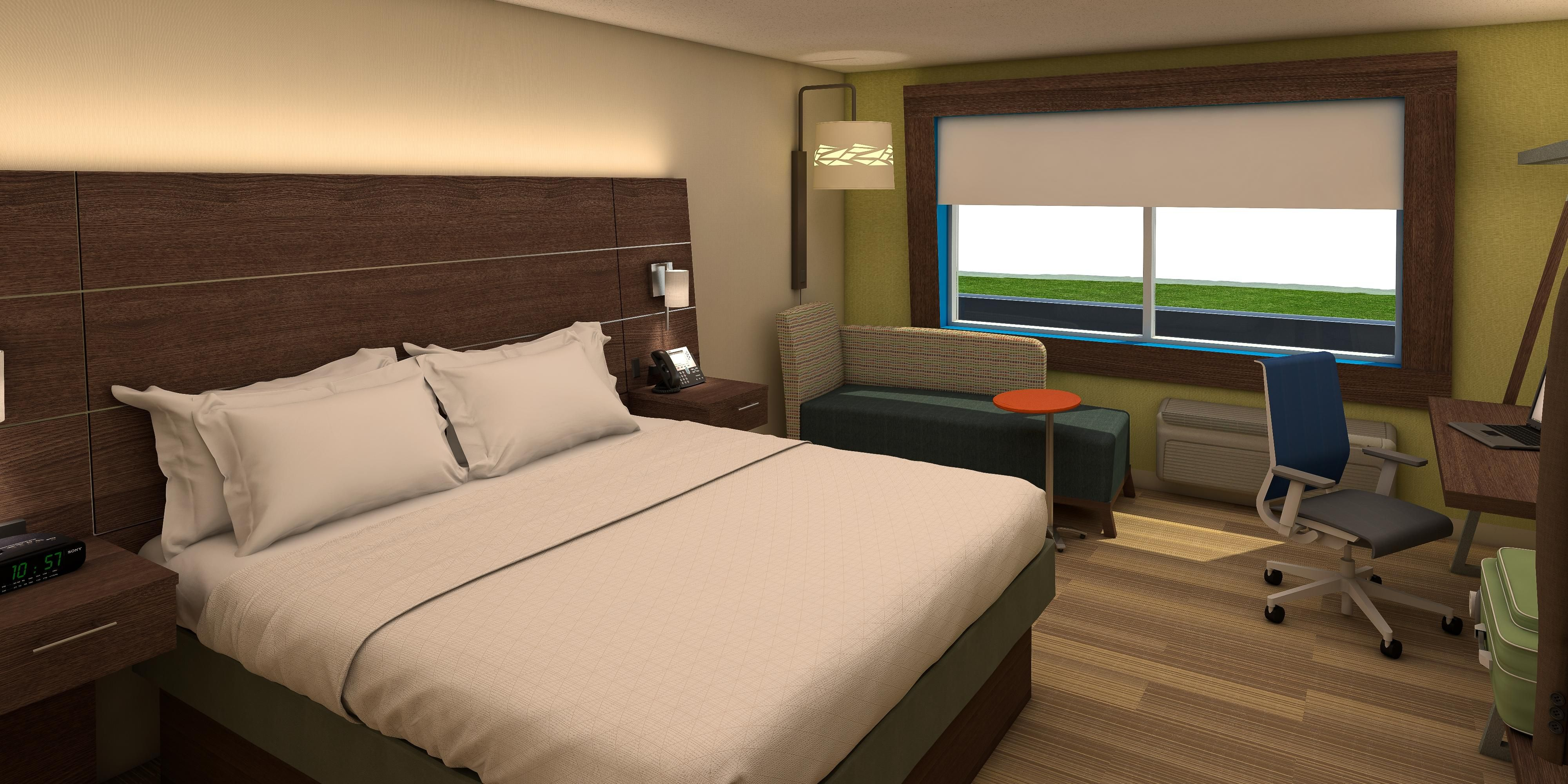 Holiday Inn Express And Suites Sterling 4709533082 2x1