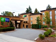 Holiday Inn Express & Suites Surrey in North Vancouver, British Columbia