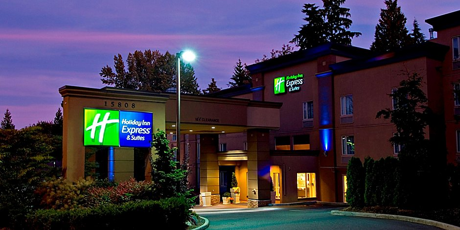 Holiday Inn Express Suites Surrey Hotel By Ihg