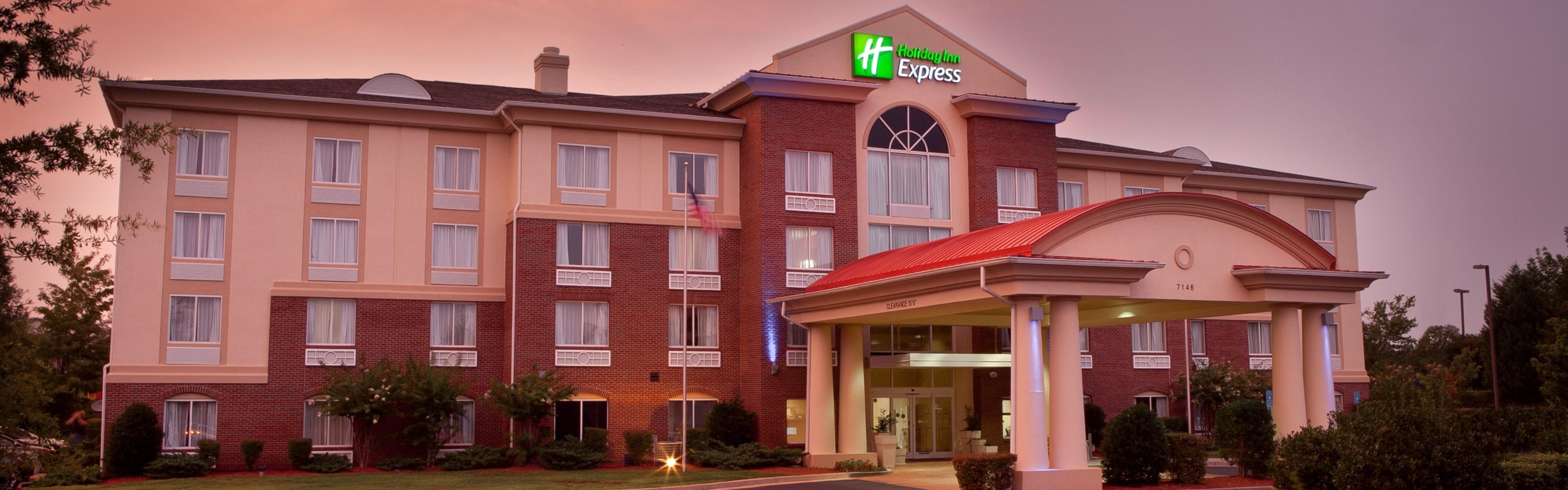 Holiday Inn Express U0026 Suites Atlanta Johns Creek