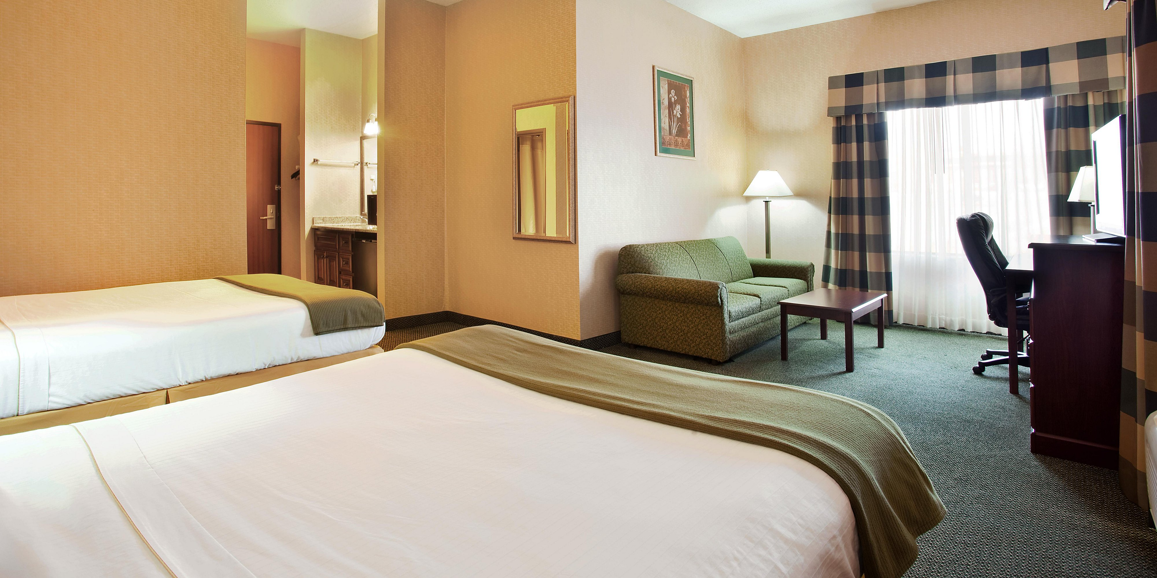 Holiday Inn Express Suites Sycamore Hotel By Ihg