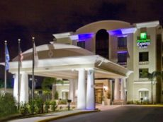 Holiday Inn Express & Suites Tampa -USF-Busch Gardens in Wesley Chapel, Florida