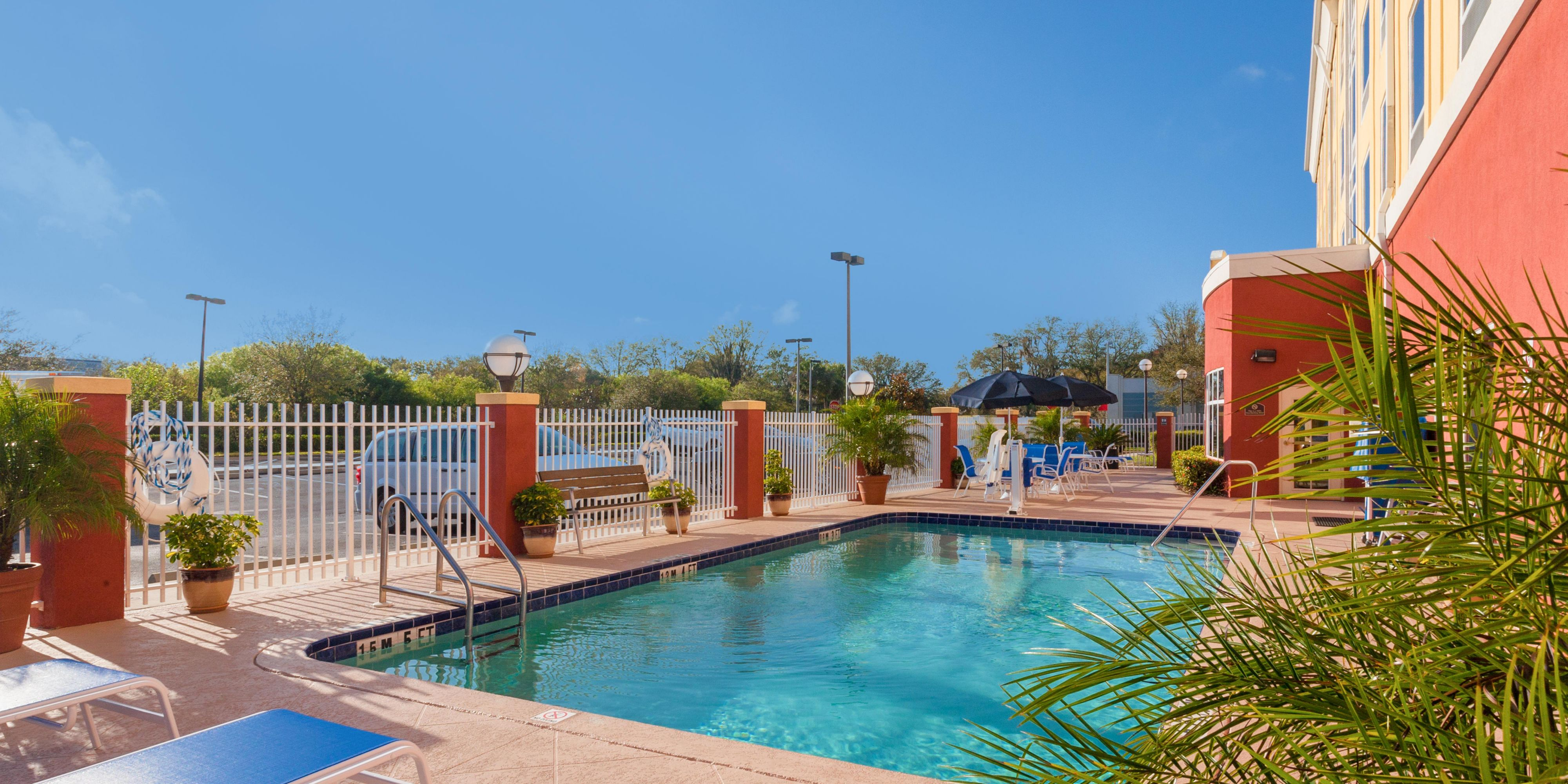 Holiday Inn Express & Suites Tampa-Fairgrounds-Casino Hotel by IHG