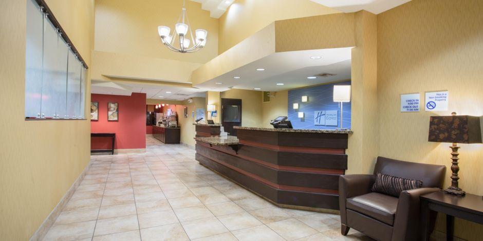 Tempe University Hotel Lobby