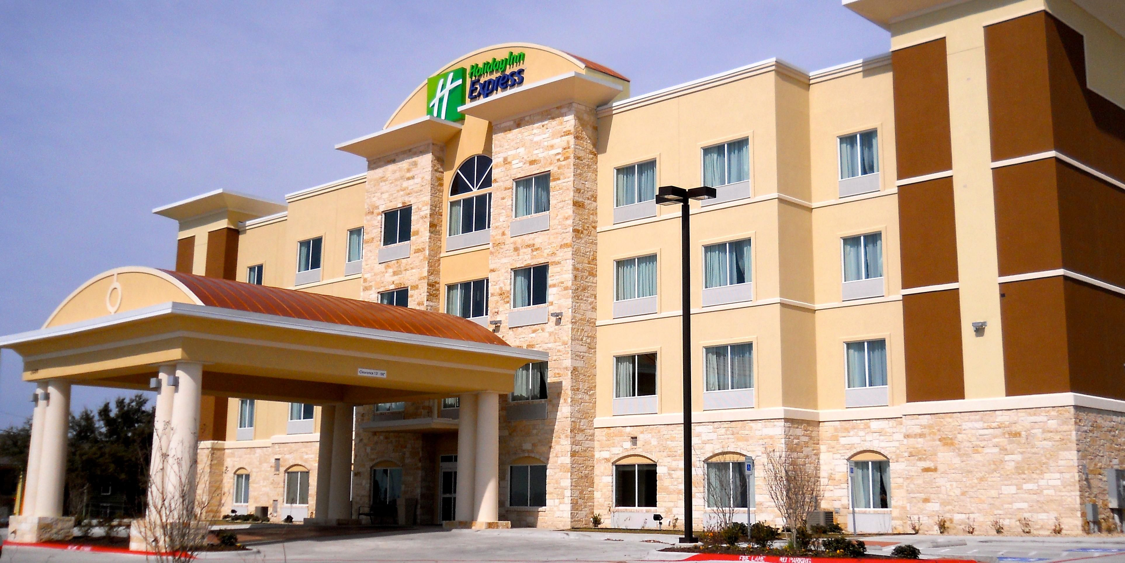 ... Hotel Exterior; Welcome To The Holiday Inn Express U0026amp; Suites Temple  Texas!