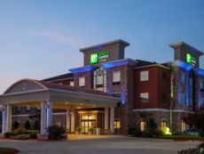 Holiday Inn Express Suites Texarkana In New Boston Texas