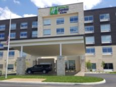 Holiday Inn Express & Suites Toledo West in Dundee, Michigan