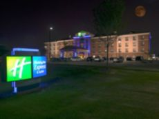 Holiday Inn Express & Suites Detroit North - Troy in Utica, Michigan