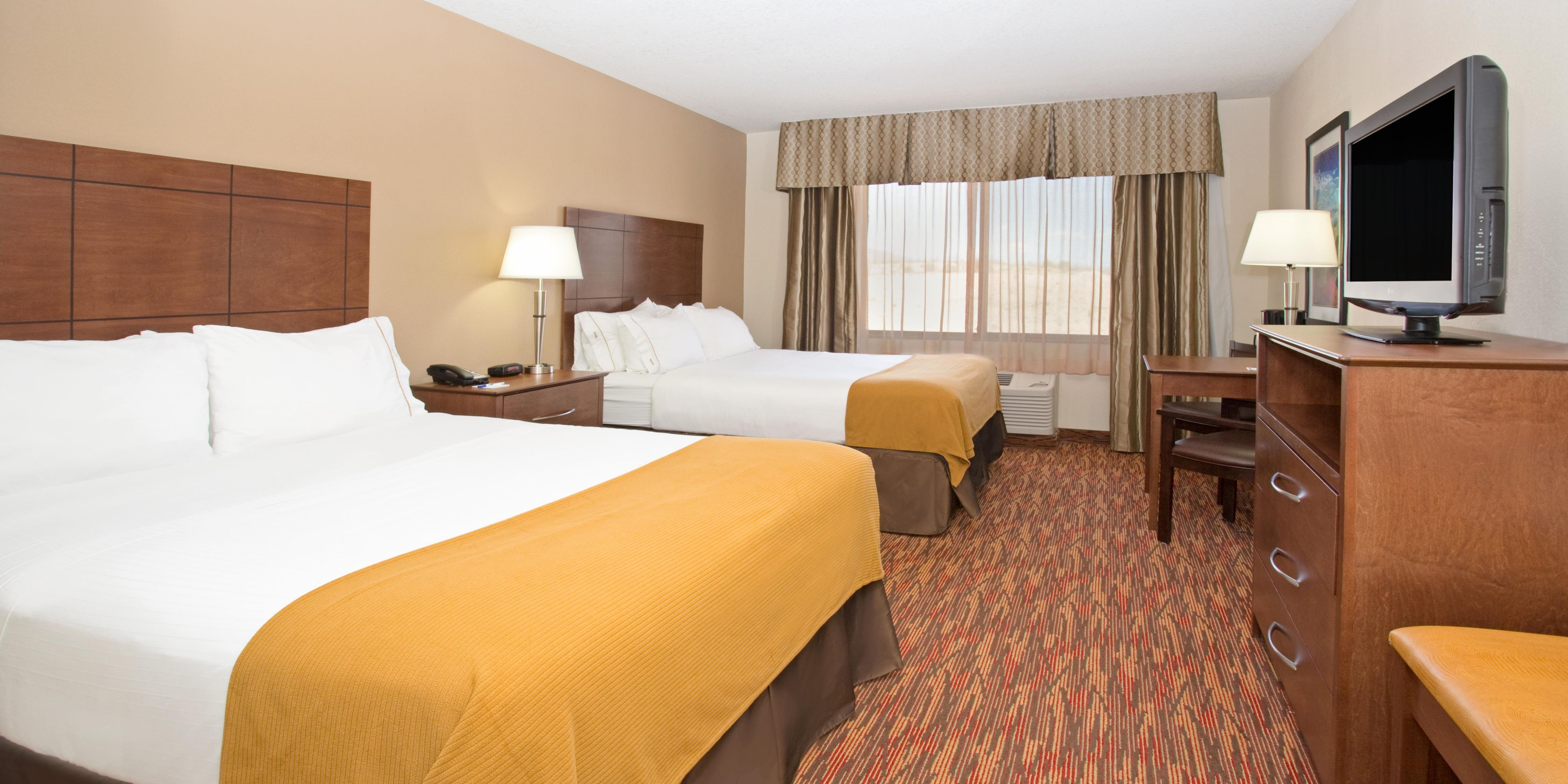 Holiday Inn Express And Suites Truth Or Consequences