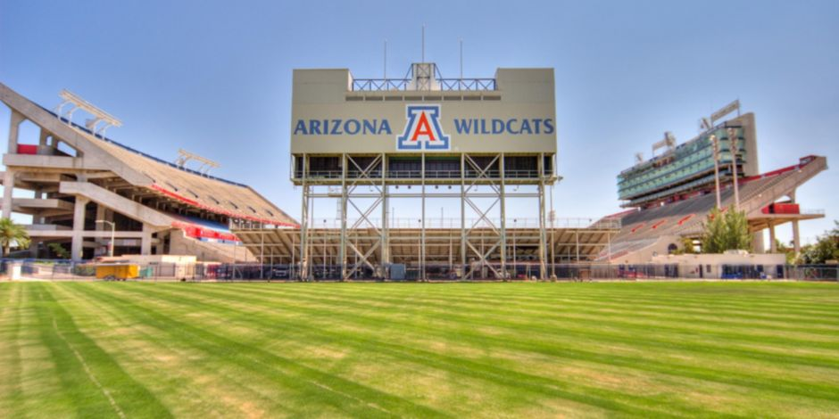Hotel Arizona Wildcats Football A Must See Attraction In Tucson