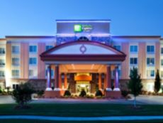 Holiday Inn Express & Suites Tulsa South Bixby in Broken Arrow, Oklahoma