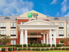 Holiday Inn Express & Suites Tupelo in Fulton, Mississippi