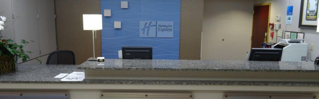 Exterior Feature Front Desk