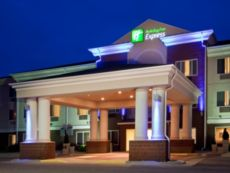 Holiday Inn Express & Suites Vermillion in Vermillion, South Dakota
