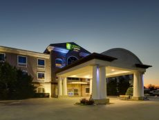 Holiday Inn Express & Suites Vernon College Area (HWY 287)