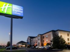 Holiday Inn Express & Suites Vinita in Pryor, Oklahoma