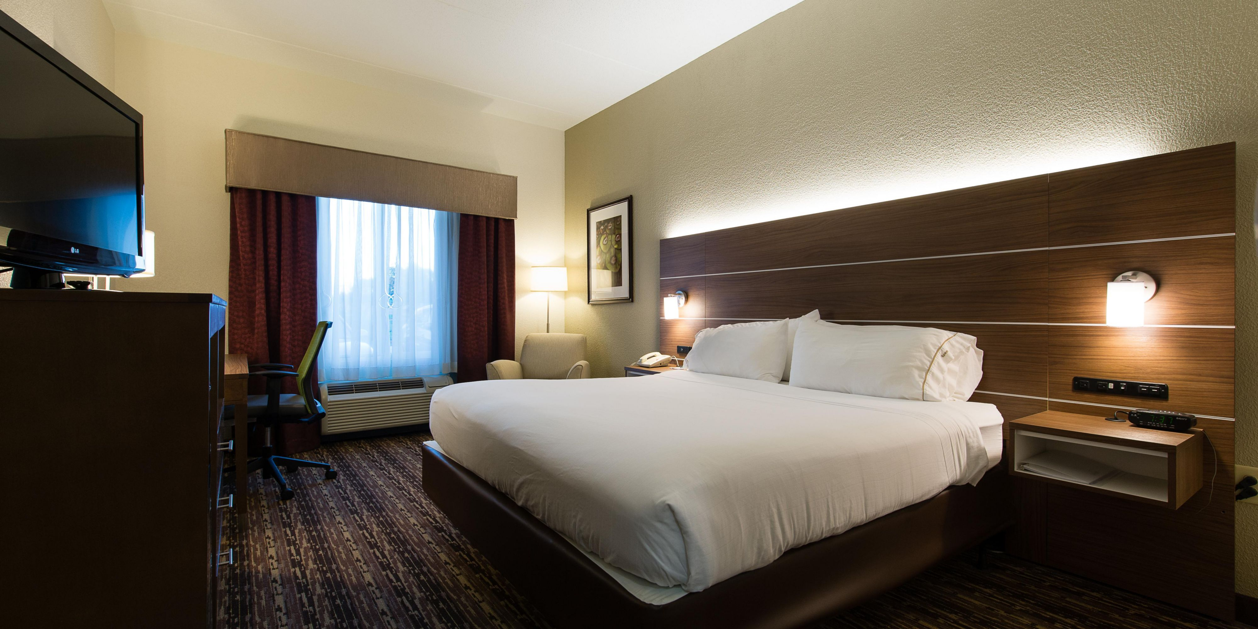 holiday inn express suites walterboro i 95 hotel by ihg
