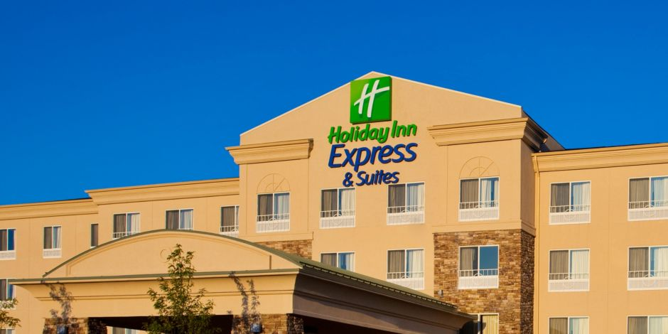 A Great View Of The Holiday Inn Express Suites In Waukegan
