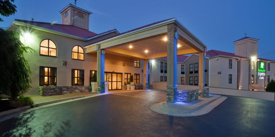 Welcome To Waynesboro Hotel Exterior