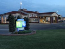 Holiday Inn Express & Suites Weatherford in Clinton, Oklahoma