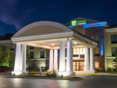 Holiday Inn Express & Suites Sharon-Hermitage in Youngstown, Ohio