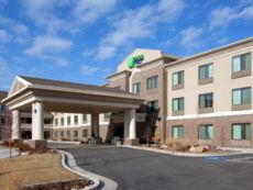 Holiday Inn Express & Suites Salt Lake City West Valley in Midvale, Utah