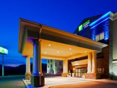 Holiday Inn Express & Suites Weston in Bridgeport, West Virginia