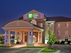 Holiday Inn Express & Suites Wichita Airport in Newton, Kansas