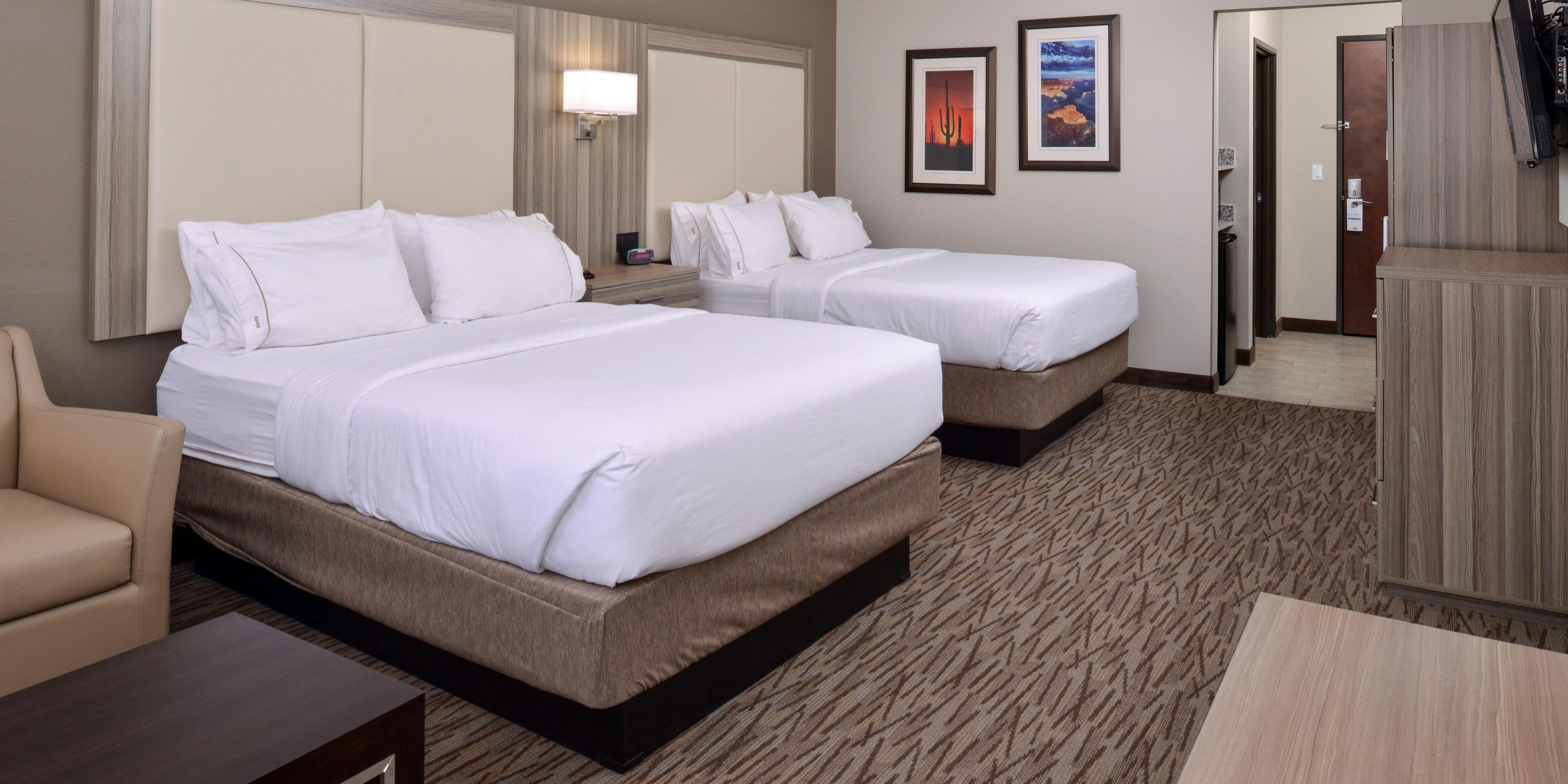 holiday inn express suites williams hotel by ihg
