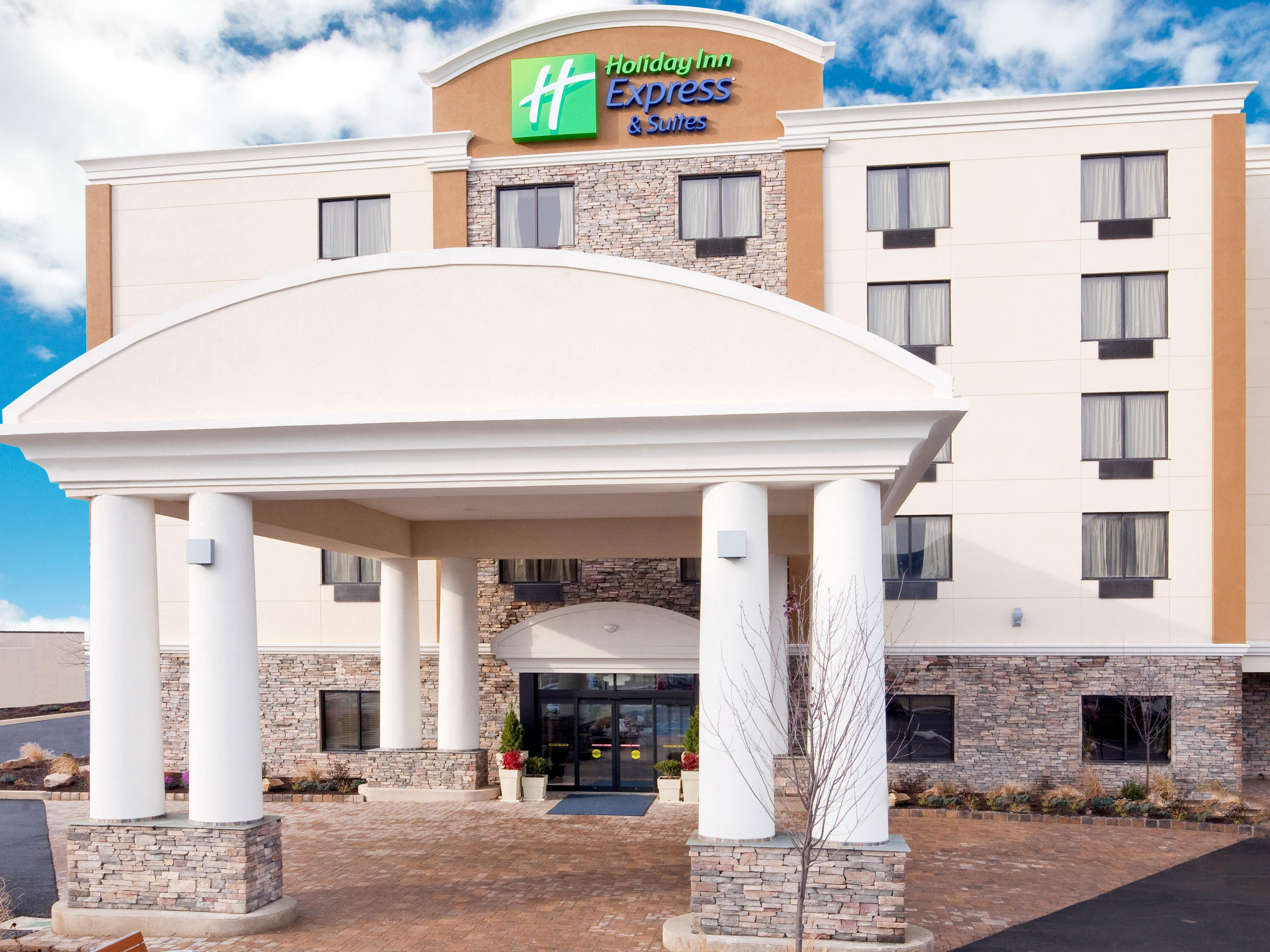 The Holiday Inn Express Hotel and Suites Williamsport