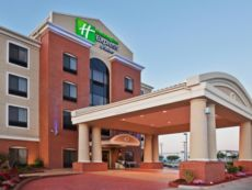 Holiday Inn Express & Suites Oklahoma City West-Yukon in El Reno, Oklahoma