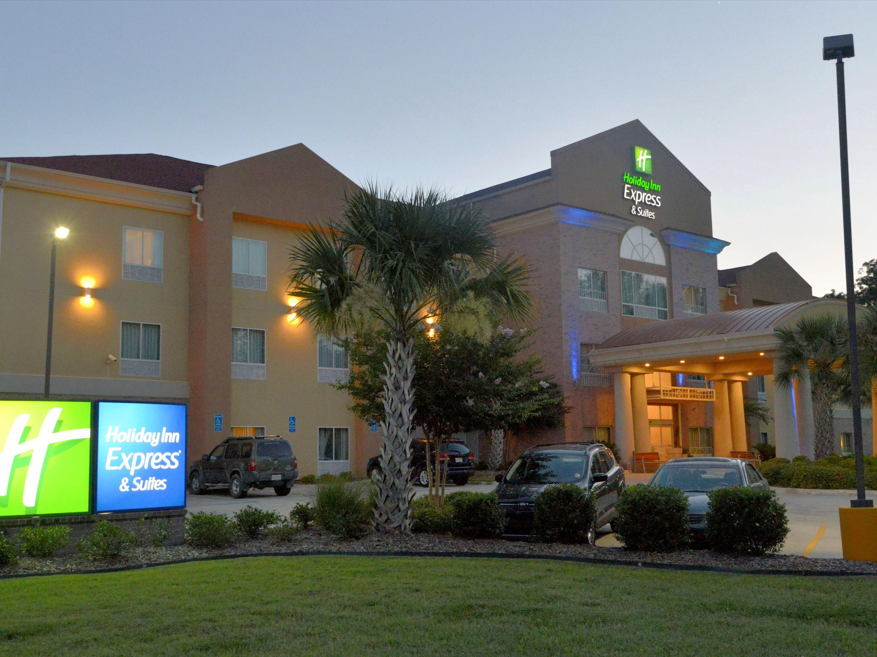Holiday Inn Express Zachary Affordable Hotels By IHG