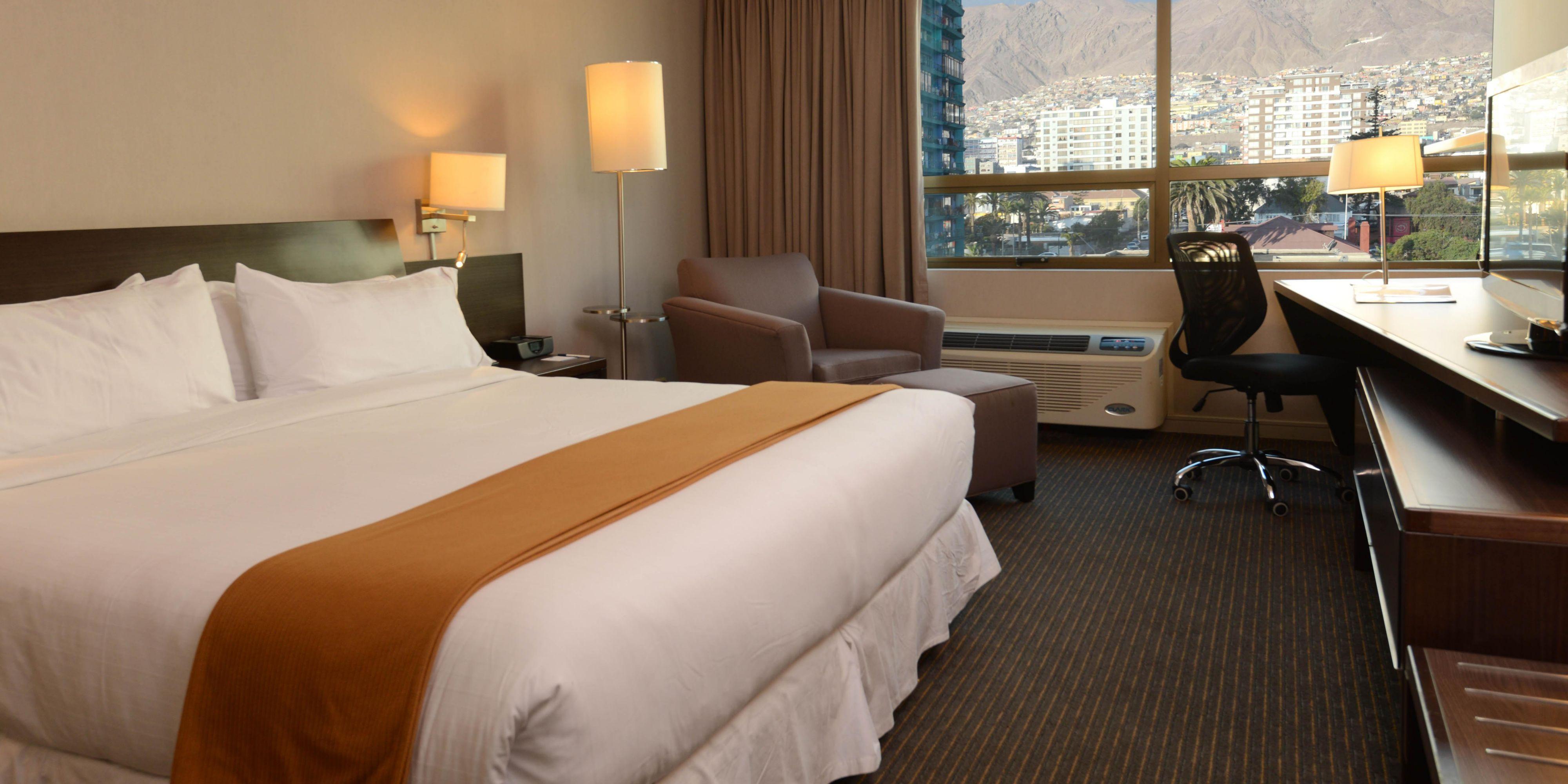 Resultado de imagem para holiday inn express antofagasta