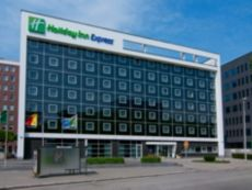 Holiday Inn Express Antwerp City - North in Brussels, Belgium