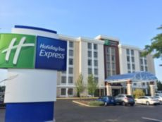 Holiday Inn Express Chicago NW - Arlington Heights in Schaumburg, Illinois