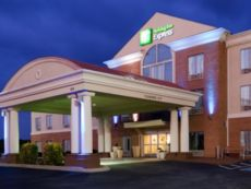 Holiday Inn Express Athens in Dayton, Tennessee
