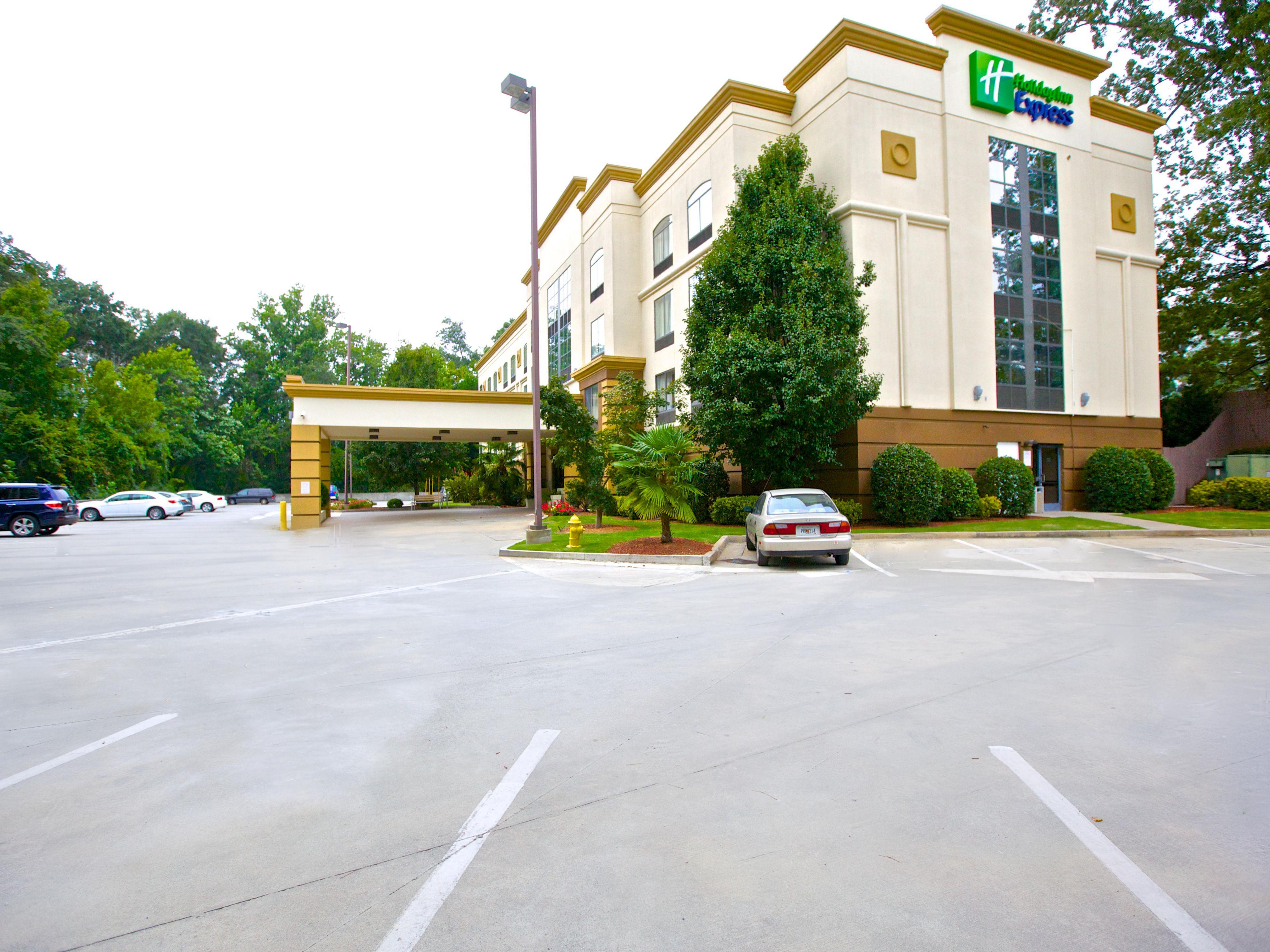 Hotels Near Oglethorpe University in Atlanta, Georgia