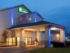 Holiday Inn Express Auburn-Touring Dr in Fremont, Indiana