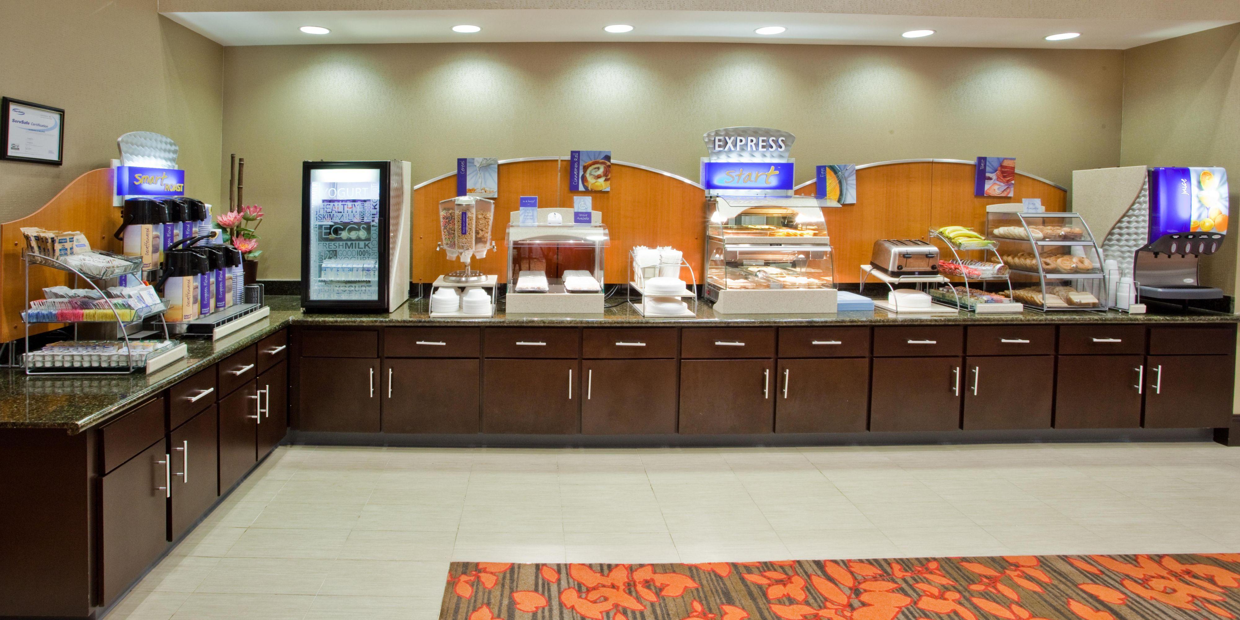 Holiday Inn Express Augusta North - GA Hotel in Augusta by IHG