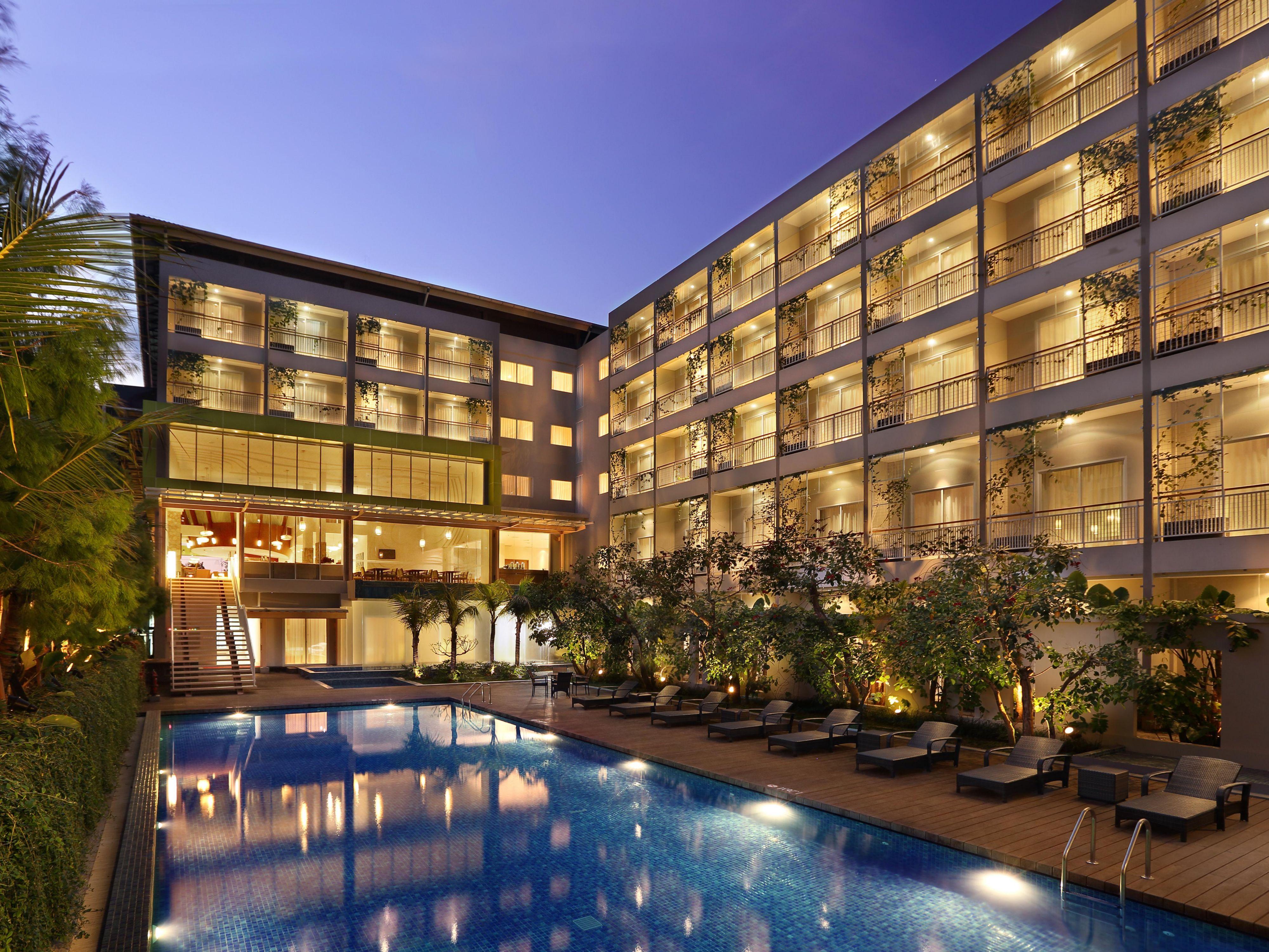 Star Hotels In Kuta Bali Indonesia