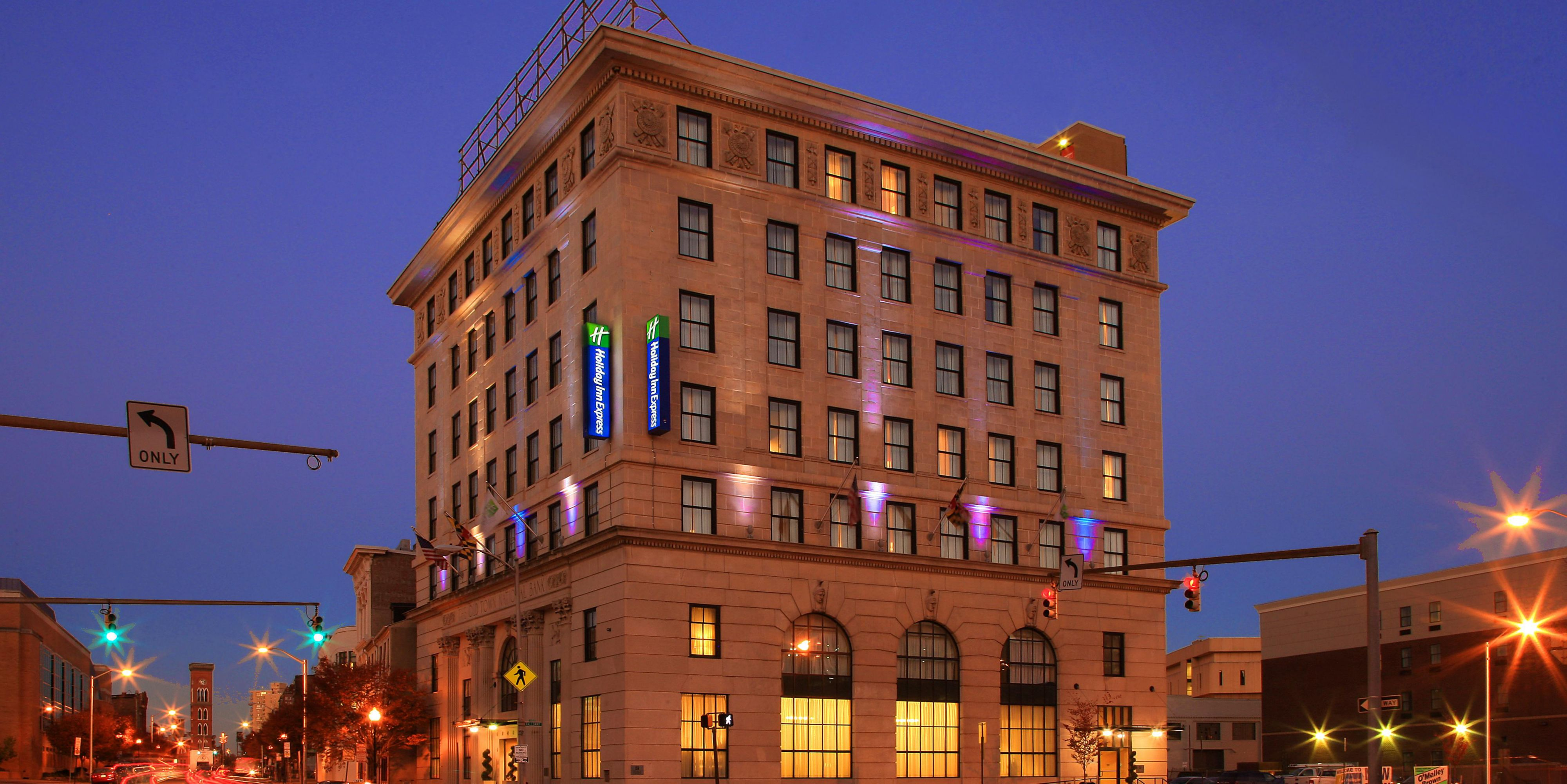 Baltimore md hotels gay